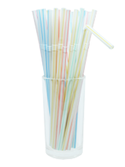 Flexible Straw Mix