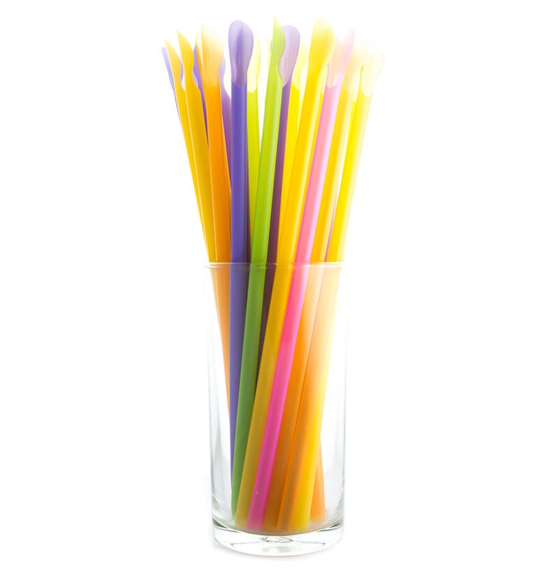 Mix Color Spoon OPP Wrap (Ø6 x 210)